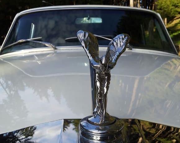 Rolls Royce gelin arabası