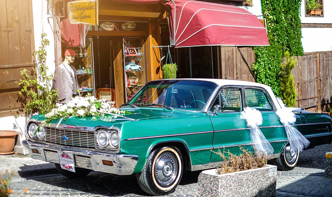 impala gelin arabası